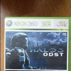 Videojuegos y Consolas: HALO 3 ODST XBOX 360 VIDEOJUEGO DVD. Lote 70698841
