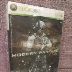 Videojuegos y Consolas: MODERN WARFARE 2 EDICIÓN BLINDADA XBOX 360. Lote 97533183
