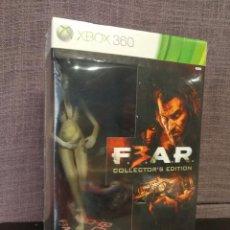 Videojuegos y Consolas: FEAR 3 COLLECTORS EDITION XBOX 360. Lote 97533807