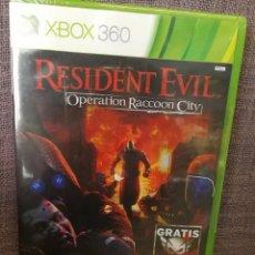 Videojuegos y Consolas: RESIDENT EVIL RACCOON CITY XBOX 360. Lote 97596103