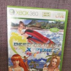 Videojuegos y Consolas: DEAD OR ALIVE XTREME XBOX 360. Lote 97596427