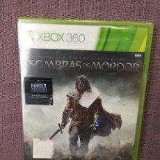 Videojuegos y Consolas: SOMBRAS DE MORDOR XBOX 360. Lote 97596579