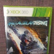 Videojuegos y Consolas: METAL GEAR RISING XBOX 360. Lote 97596667