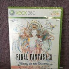 Videojuegos y Consolas: FINAL FANTASY XI XBOX 360. Lote 97596747
