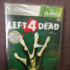 Videojuegos y Consolas: LEFT 4 DEAD XBOX 360. Lote 97596907