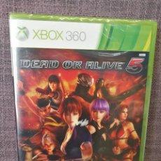 Videojuegos y Consolas: DEAD OR ALIVE 5 XBOX 360. Lote 97597423