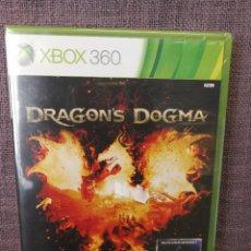 Videojuegos y Consolas: DRAGONS DOGMA XBOX 360. Lote 97598131