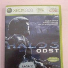 Videojuegos y Consolas: HALO 3 ODST. X-BOX 360. Lote 98239507