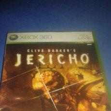 Videojuegos y Consolas: CLIVE BARKER´S JERICHO XBOX360 MICROSOFT XBOX 360 PAL ESPAÑA COMPLETO. Lote 98507635