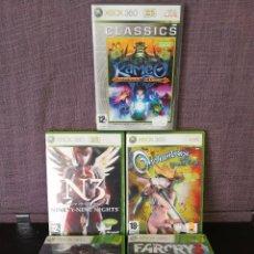 Videojuegos y Consolas: LOTE JUEGOS XBOX 360. Lote 99183387