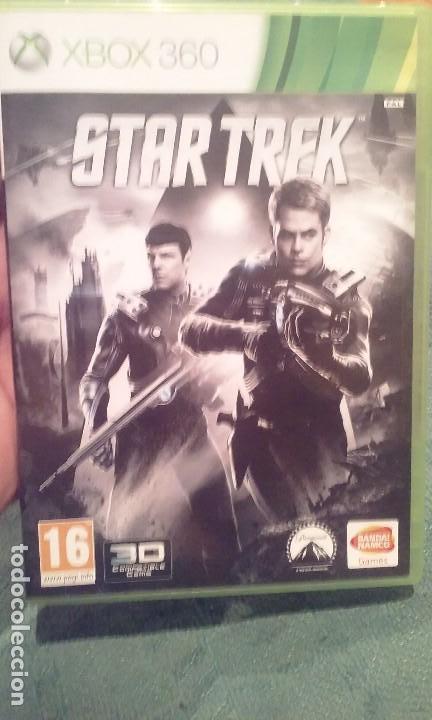 JUEGO STAR TREK XBOX360 (Juguetes - Videojuegos y Consolas - Microsoft - Xbox 360)
