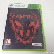 Videojuegos y Consolas: SPLATTERHOUSE. Lote 100387919