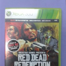 Videojuegos y Consolas: RED DEAD REDEMPTION (GAME OF THE YEAR EDITION). Lote 100447563
