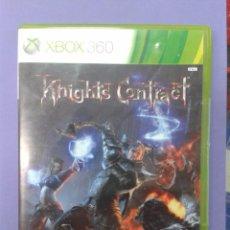 Videojuegos y Consolas: KNIGHTS CONTRACT. Lote 100447943