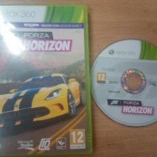 Videojuegos y Consolas: FORZA HORIZON - XBOX 360 - PAL ESPAÑA. Lote 100524323
