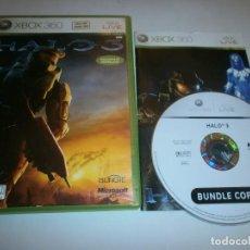 Videojuegos y Consolas: HALO 3 XBOX 360 PAL. Lote 100778363