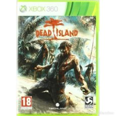 Videojuegos y Consolas: DEAD ISLAND • X-BOX 360 • PAL (ESPAÑA) • COMO NUEVO. Lote 101099691