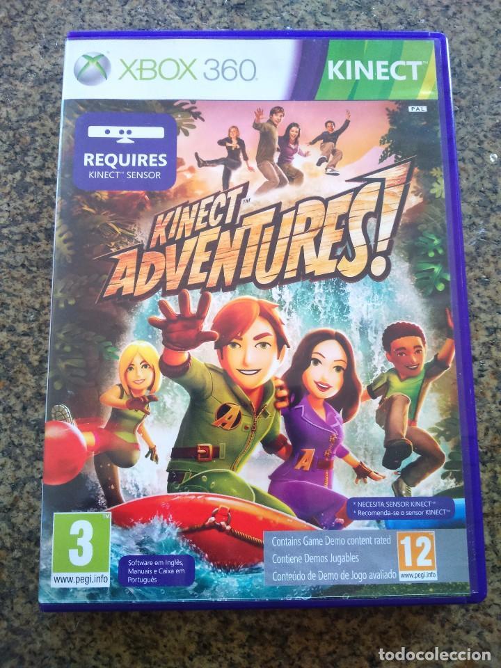 Juego Kinect Adventures Xbox 360 Comprar Videojuegos Y