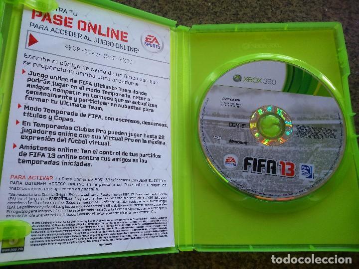 Videojuegos y Consolas: JUEGO -- FIFA 13 -- XBOX 360 -- - Foto 2 - 101678635