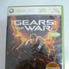 Videojuegos y Consolas: JUEGO - XBOX - GEARS OF WAR. Lote 101989375