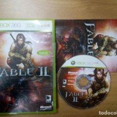 Videojuegos y Consolas: FABLE 2 II - XBOX 360 - PAL ESPAÑA. Lote 102433947