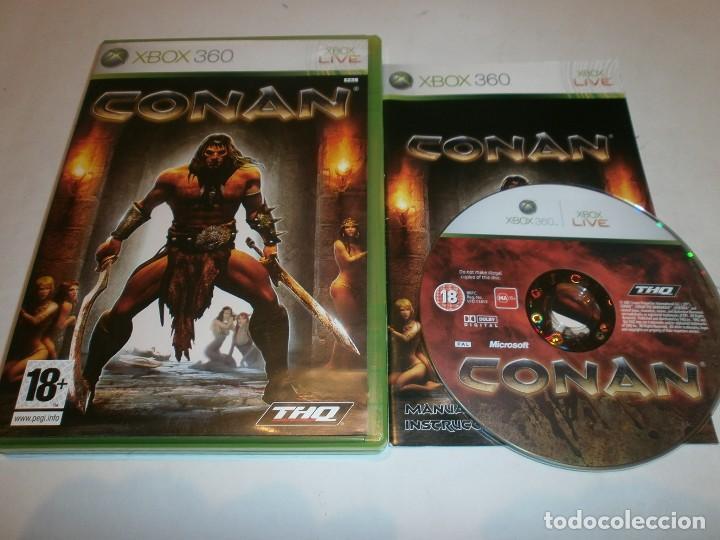 CONAN XBOX 360 PAL (Juguetes - Videojuegos y Consolas - Microsoft - Xbox 360)