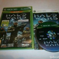Videojuegos y Consolas: HALO WARS XBOX 360 PAL. Lote 103563459