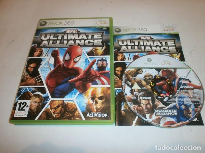 Marvel ultimate alliance xbox 360 pal españa co - Sold through
