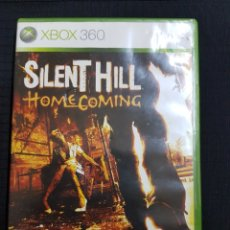 Videojuegos y Consolas: XBOX 360 SILENT HILL HOME COMMING. Lote 104213392