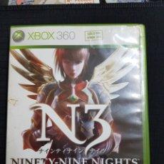 Videojuegos y Consolas: XBOX 360 N3 NINETY NINE NIGHTS. Lote 104213782
