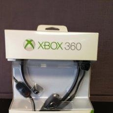 Videojuegos y Consolas: HEADSET AURICULARES XBOX 360. Lote 104733507