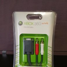 Videojuegos y Consolas: CABLE VGA AV XBOX 360. Lote 104733635