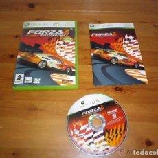 Videojuegos y Consolas: XBOX360 JUEGO FORZA 2 MOTORSPORT VERSIÓN ESPAÑOLA. Lote 105862231