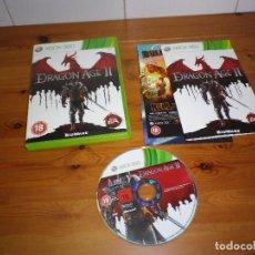 Videojuegos y Consolas: XBOX360 JUEGO DRAGON AGE II COMPLETO PAL UK (JUEGO EN ESPAÑOL). Lote 105862303