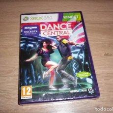 Videojuegos y Consolas: XBOX360 DANCE CENTRAL NUEVO VERSIÓN ESPAÑOLA. Lote 105863179
