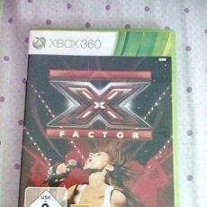 Videojuegos y Consolas: FACTOR X XBOX 360. Lote 106981800