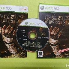 Jeux Vidéo et Consoles: JUEGO DEAD SPACE, XBOX 360 . Lote 106996707