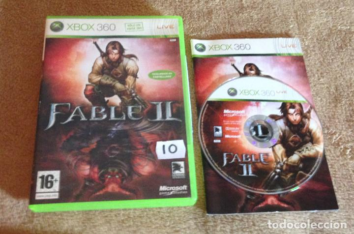 FABLE II 2 MICROSOFT XBOX 360 X360 KREATEN (Juguetes - Videojuegos y Consolas - Microsoft - Xbox 360)