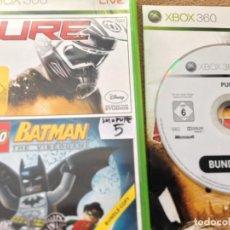 Videojuegos y Consolas: PURE XBOX 360 X-360 X360 KREATEN. Lote 107431507