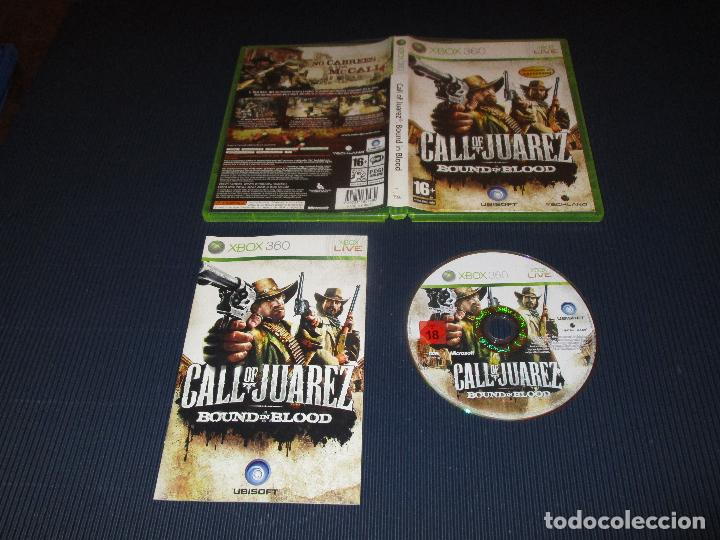 Call of juarez ( bound in blood ) - xbox 360 - - Sold through Direct