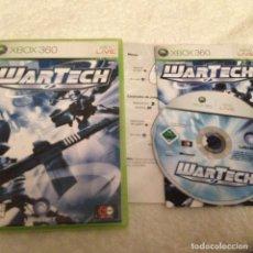 Videojuegos y Consolas: WARTECH WAR TECH MICROSOFT XBOX 360 X360 X-360 KREATEN. Lote 107904775