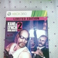 Videojuegos y Consolas: KANE & LYNCH 2 XBOX 360. Lote 108237488