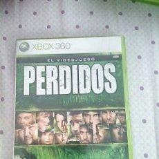 Videojuegos y Consolas: PERDIDOS XBOX 360. Lote 108237523