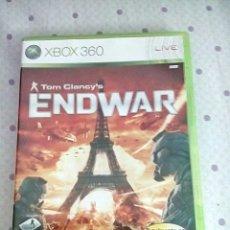 Videojuegos y Consolas: TOM CLANCY'S ENDWAR XBOX 360. Lote 108237867