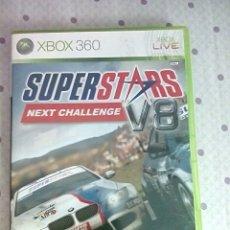 Videojuegos y Consolas: SUPERSTARS NEXT CHALLENGE V8 XBOX 360. Lote 108244910