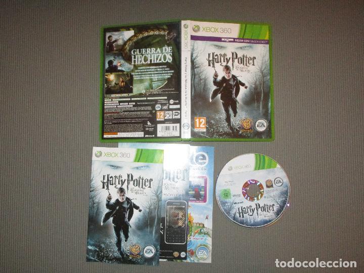 HARRY POTTER Y LAS RELIQUIAS DE LA MUERTE ( PARTE 1 ) - XBOX 360 - EA WARNER BROS GAMES ( WB ) (Juguetes - Videojuegos y Consolas - Microsoft - Xbox 360)