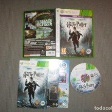 Videojuegos y Consolas: HARRY POTTER Y LAS RELIQUIAS DE LA MUERTE ( PARTE 1 ) - XBOX 360 - EA WARNER BROS GAMES ( WB ). Lote 109860687