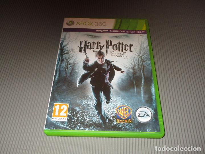 Videojuegos y Consolas: HARRY POTTER Y LAS RELIQUIAS DE LA MUERTE ( PARTE 1 ) - XBOX 360 - EA WARNER BROS GAMES ( WB ) - Foto 2 - 109860687