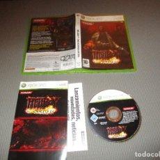 Videojuegos y Consolas: HELLBOY ( THE SCIENCE OF EVIL ) - XBOX 360 - KONAMI. Lote 109862359