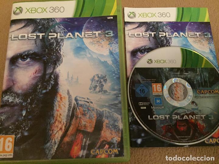 LOST PLANET 3 MICROSOFT XBOX 360 X360 X-360 KREATEN (Juguetes - Videojuegos y Consolas - Microsoft - Xbox 360)